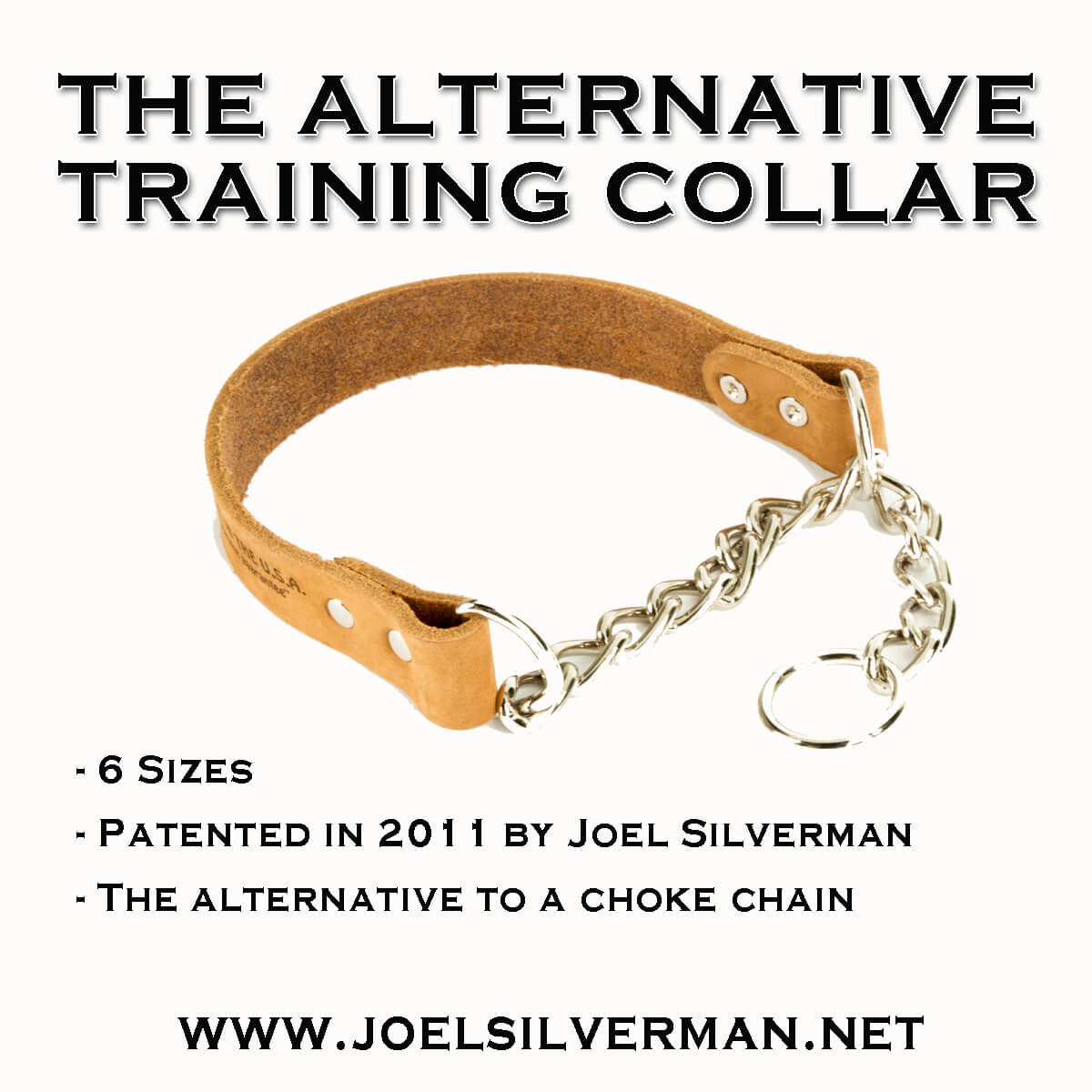 Alternative Training Collar – Now 6 Sizes!!!