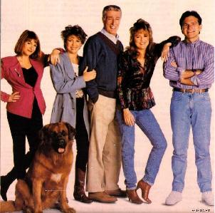 Aug 1988 Bear & Cast Of Empty Nest