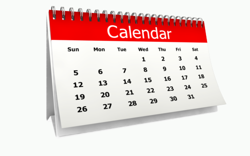 Event Calendar for Joel Silverman