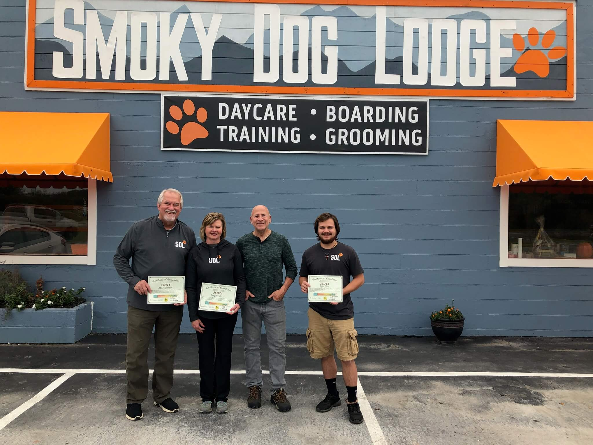 Dog Trainer Certification Course Tennessee