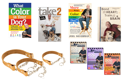 Joel Silvermans Dog Training Products