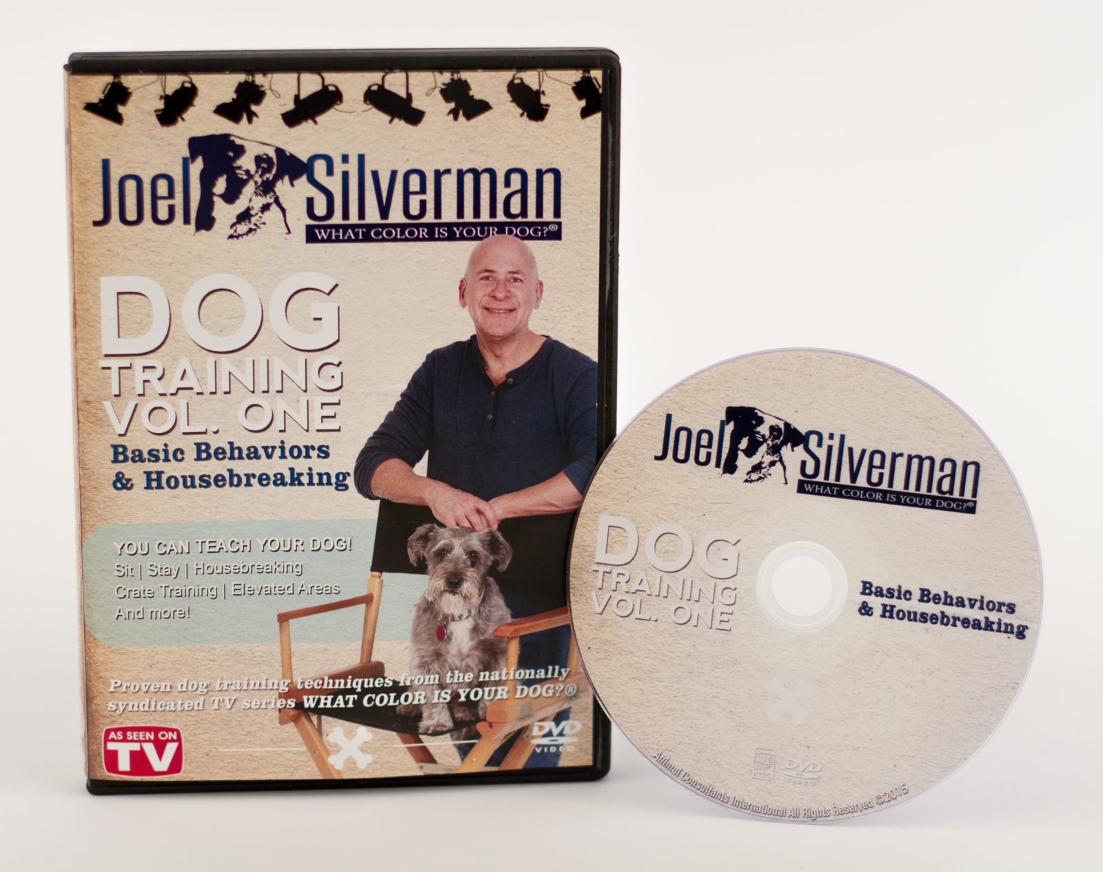 Joel Silverman's Basic Dog Training – Volume 1 (2015)