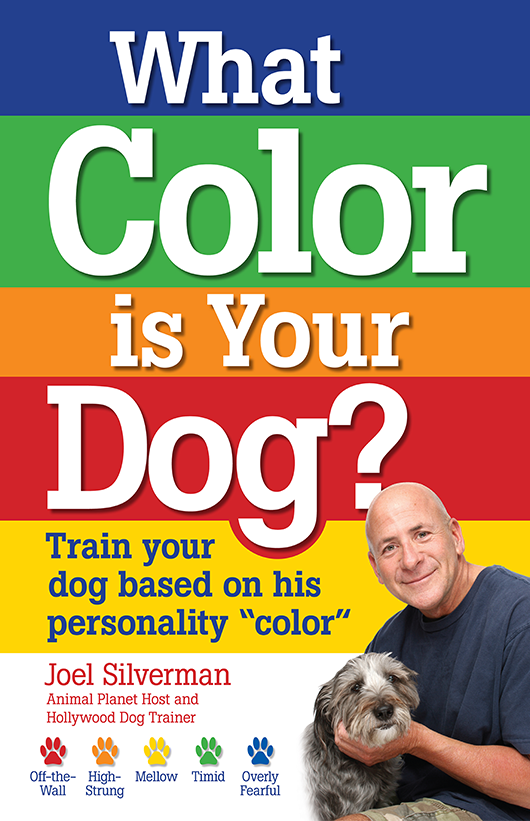 What Color is Your Dog Book